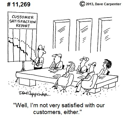 Sales amp Marketing Cartoons By Dave Carpenter