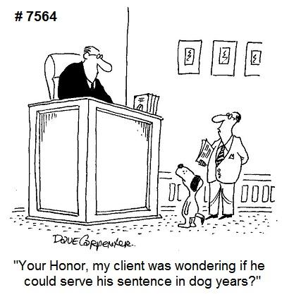 LEGAL Cartoons By Dave Carpenter
